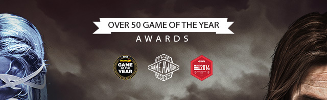 Over 50 Game of the Year Awards.