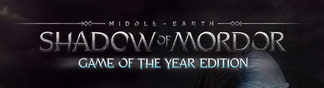 Buy Middle-Earth Shadow of Mordor: Game of the Year Edition