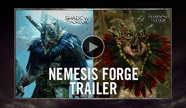 Watch the Nemesis Forge trailer.